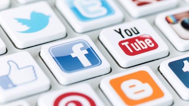 Laut dieser Studie wird Facebook als Nummer 2 des Webs durch Youtube abgelöst