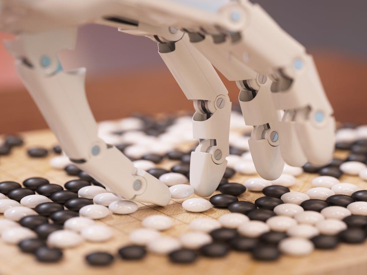 Make KI great again – das globale Wettrennen um die künstliche Intelligenz