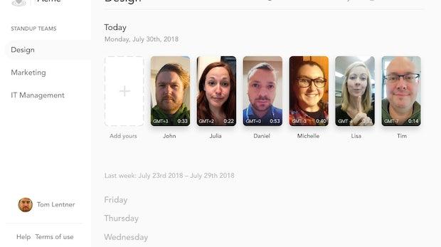 Standup-Meetings für Remote-Teams: Diese App überbrückt Zeitzonen