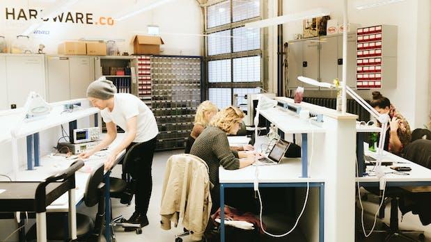 Startup-Finanzierung – so viel Geld konnten Unternehmen 2018 in Deutschland einsammeln