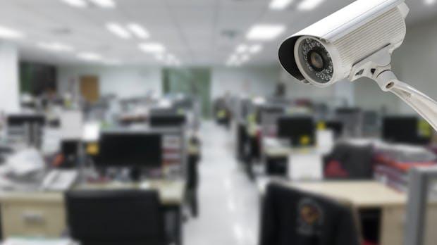 Big Brother im Büro: Wie viel Überwachung erlaubt ist