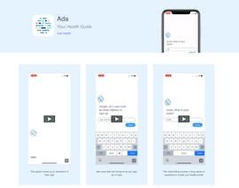 Zu einer App lassen sich alle Interaction-Design-Videos anzeigen. Hier die App Ada. (Screenshot: t3n.de/UI-Sources)
