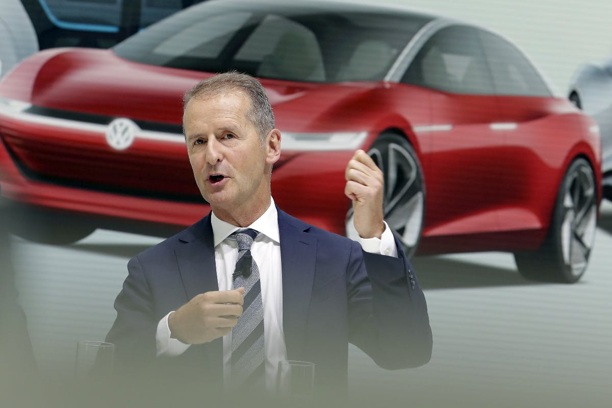 Volkswagen will bis 2023 gut 44 Milliarden Euro in Digitales und E-Autos stecken