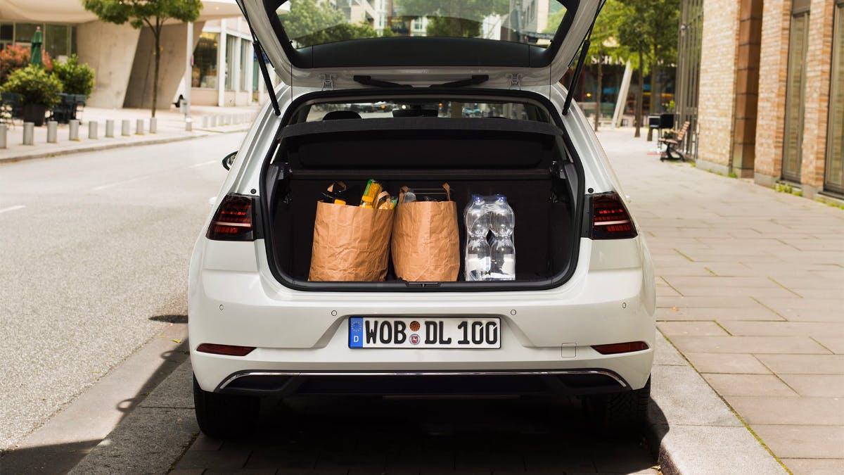 Für VW-Fahrer: Paketlieferungen in den Kofferraum kommen ab 2019