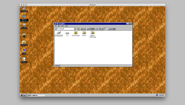 Für Nostalgie-Fans: Entwickler bringt Windows 95 als App zurück