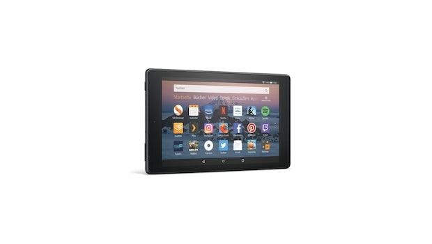 Neues Amazon Fire HD 8. (Bild: Amazon)