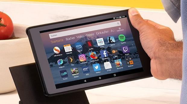 Amazon plant neue Fire-HD-8-Geräte und Show-Modus-Funktion
