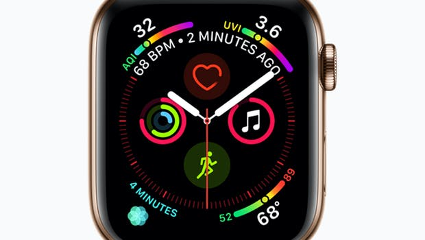 Apple Watch Series 4. (Foto: Apple)