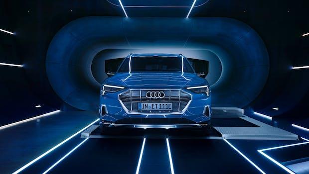Audi E-Tron. (Foto: Audi)