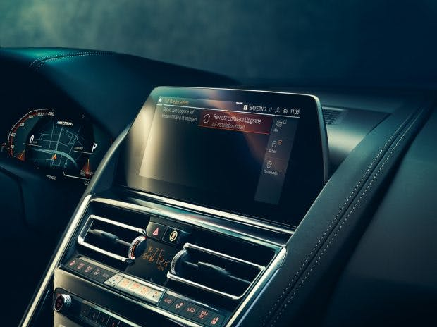 "Der BMW Intelligent Personal Assistant erhält Updates ""Over the Air"". (Foto: BMW)"