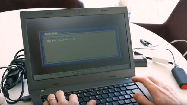 Datenklau-Gefahr: Neue Sicherheitslücke betrifft fast jeden Laptop-Nutzer