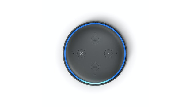 Echo Dot. (Bild: Amazon)