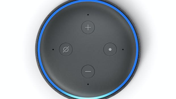 Echo Dot. (Bild: Amazon)