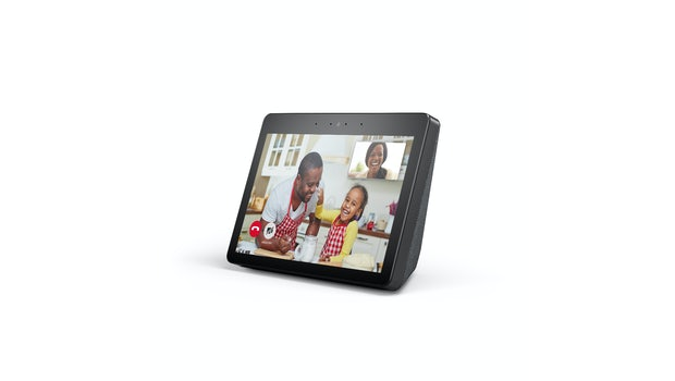 Echo Show 2018. (Bild: Amazon)