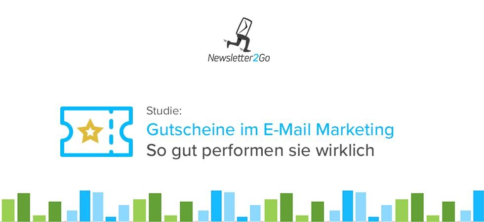 Wie gut performen Gutscheine im E-Mail-Marketing wirklich?