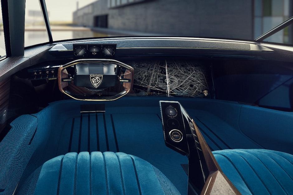 Interieur-Peugeot E-Legend-3 | t3n – digital pioneers