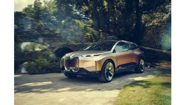 BMW Vision iNEXT. (Foto: BMW Group)