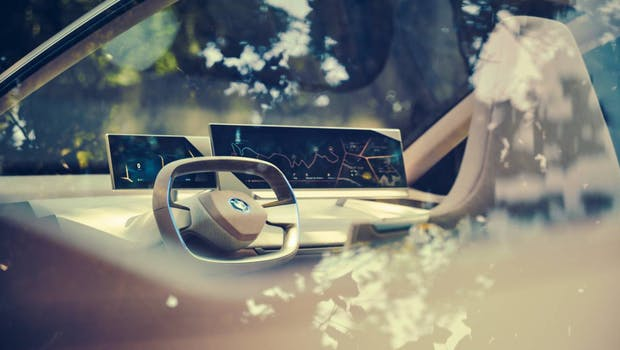 BMW Vision iNEXT Innendesign. (Foto: BMW Group)