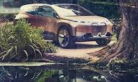 BMW rückt beim iNext vom autonomen Fahren ab