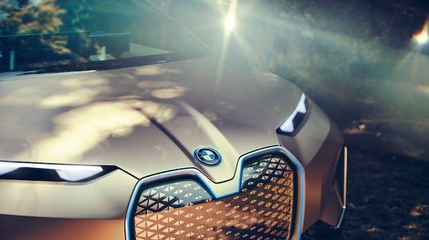 Autonom und voll vernetzt: BMW präsentiert neues E-Auto-Flaggschiff iNEXT