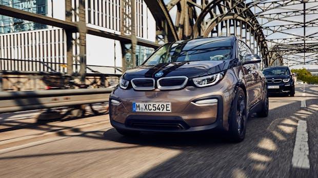 BMW verpasst dem i3 mehr Reichweite