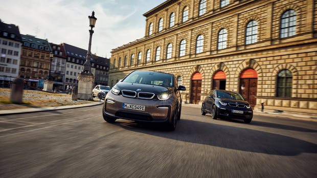BMW: Bis 2025 sollen 12 rein elektrische Modelle im Angebot sein