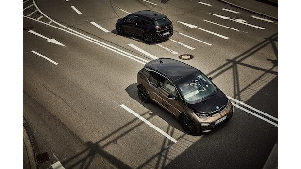 Der BMW i3 120 Ah. (Bild: BMW)