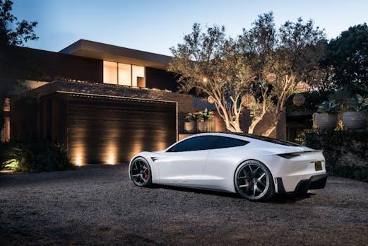 Tesla zeigt auf der Grand Basel 2018 neuen Roadster