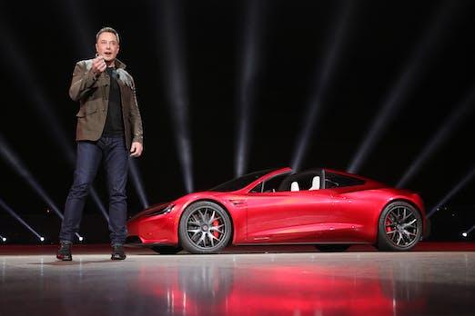 Mehr Reichweite – neuer Tesla Roadster soll über 1.000 Kilometer schaffen
