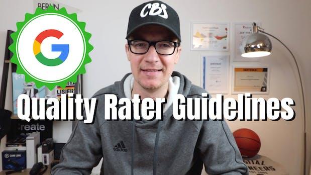 t3n SEO-Check: Quality-Rater-Guidelines 2018 – Die wichtigsten Qualitätskriterien für Websites