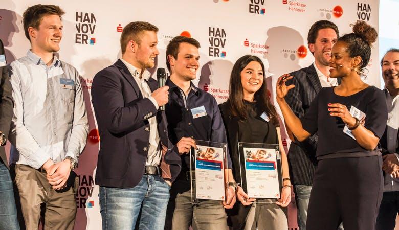 Gründerwettbwerb Startup-Impuls von hannoverimpuls