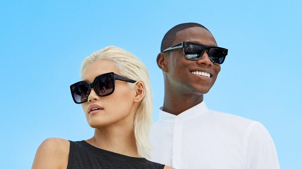 Snapchat-Brille: Spectacles bekommt neues Design