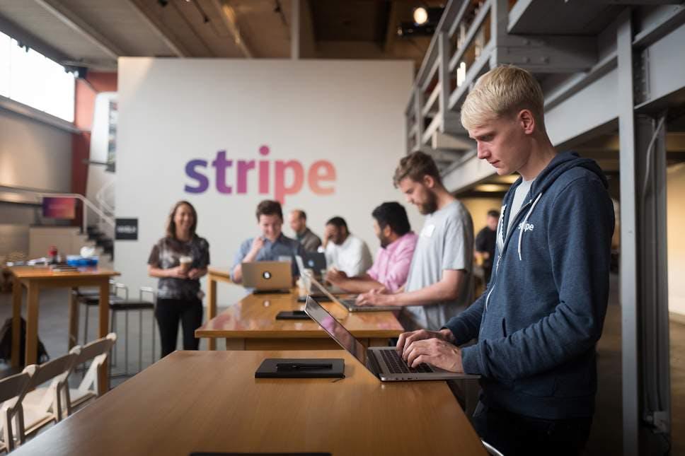 Bezahl-Plattform Stripe mit 95 Milliarden Dollar bewertet