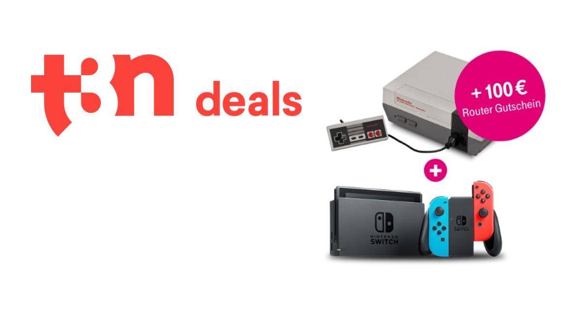 t3n Deals: Festnetz, DSL und Mobilfunk-Aktionen bei der Telekom mit vielen Goodies