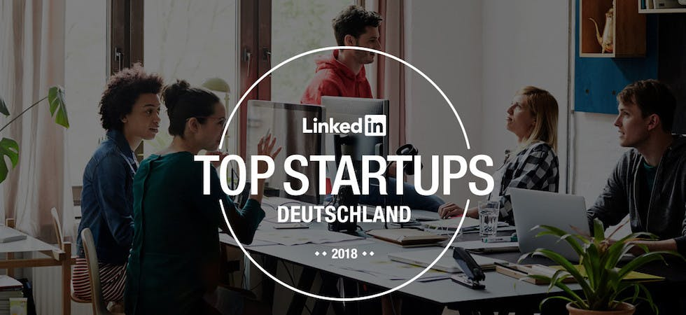 LinkedIN: Karriere, Top Startups