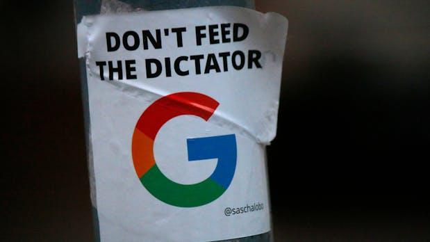 Google, Amazon, Facebook: Die Mehrheit der Deutschen misstraut den Digitalkonzernen