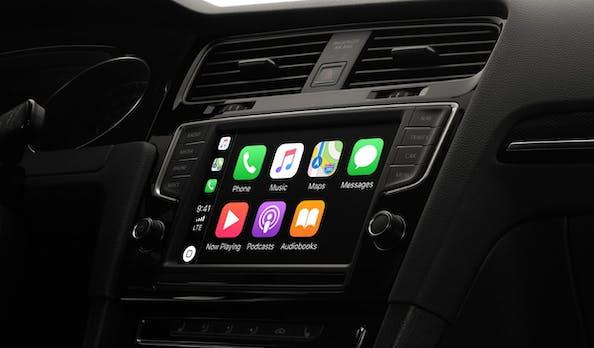 Google Maps kann jetzt mit Apples Carplay genutzt werden