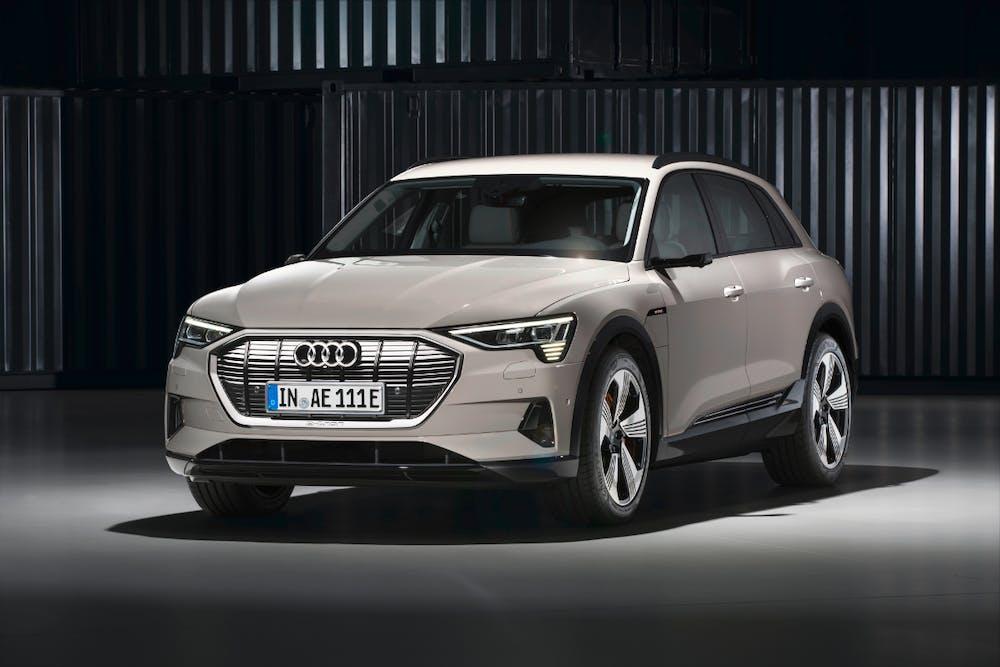Audi E-Tron. (Foto:Audi)