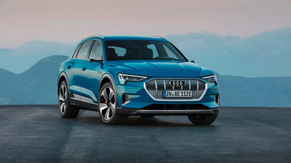 E-Tron Anfang 2019 – Audis Angriff auf Tesla verzögert sich