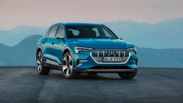 E-Tron Anfang 2019 – Audis erster Stromer verzögert sich