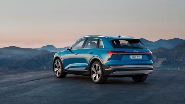 E-Tron: Erster Elektro-SUV von Audi ist jetzt offiziell enthüllt