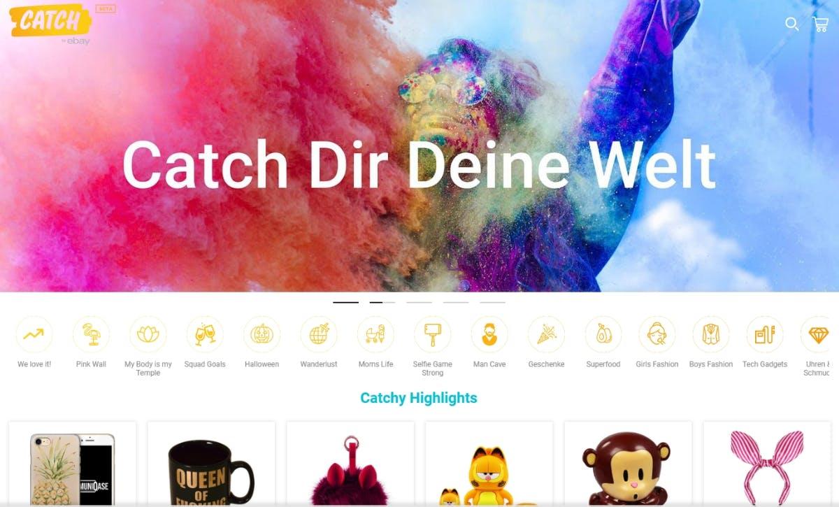 Ebay Catch: Wenn Wish auf Rudis Resterampe und den Pearl-Katalog trifft