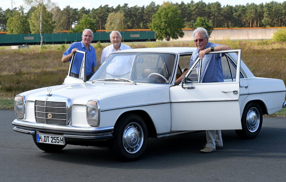 Conti schickte schon 1968 erstes Auto ohne Fahrer auf Testsrecke