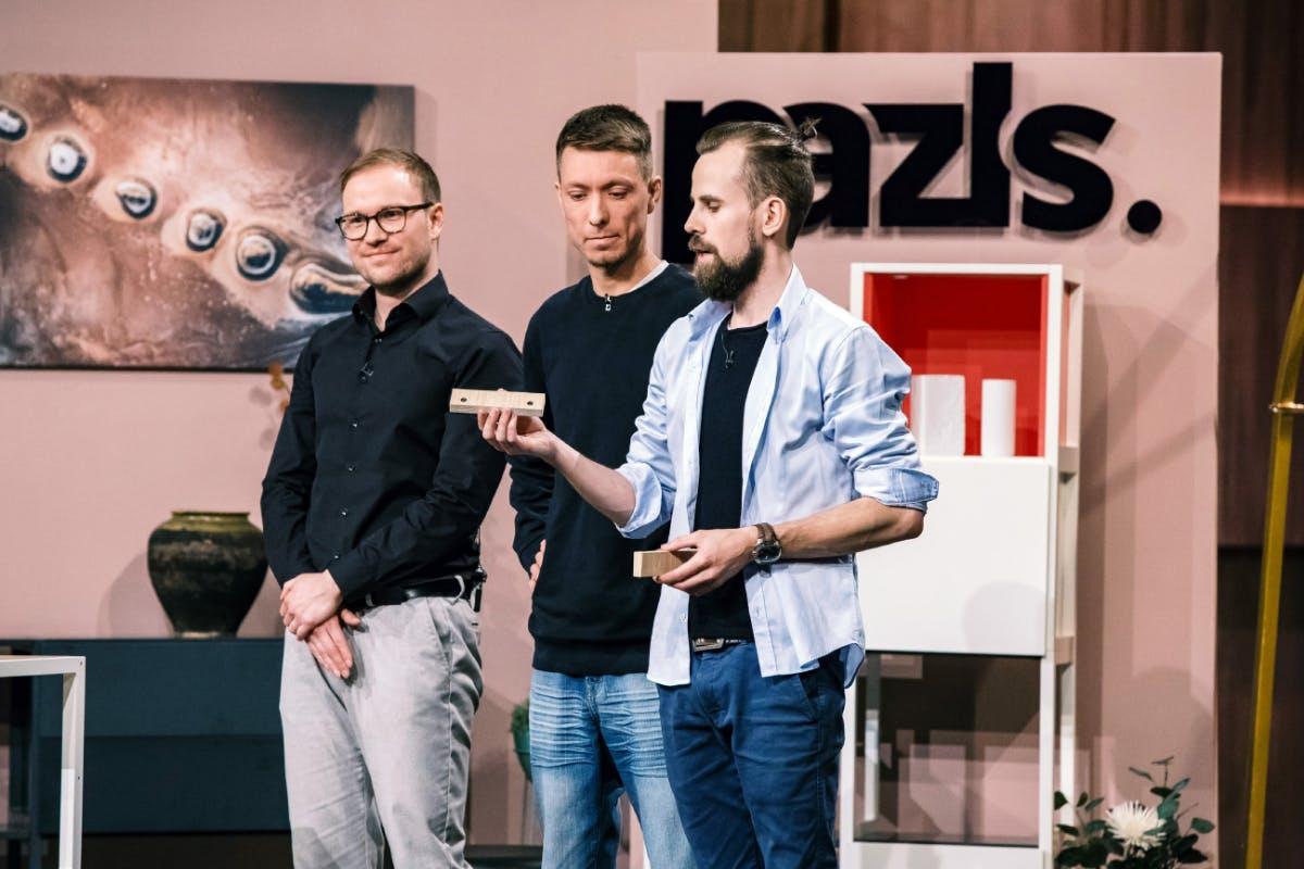 Pazls Dieses Startup Baut Möbel Mit Puzzle Logik