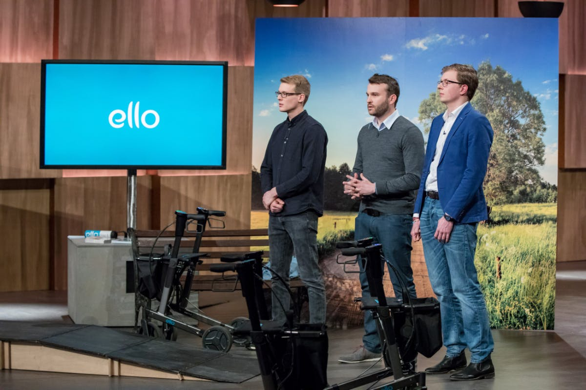 "Ello: Das DHDL-Startup mit dem ""unsexiest product alive"""