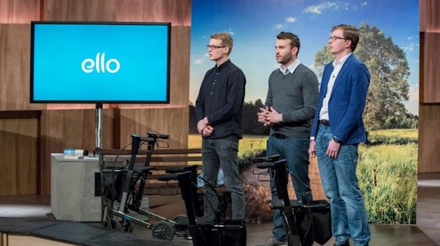 "Ello: Das DHDL-Startup mit dem ""unsexiest product alive"""
