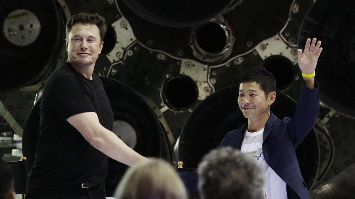 SpaceX: This is how you can apply for the first private flight to the moon