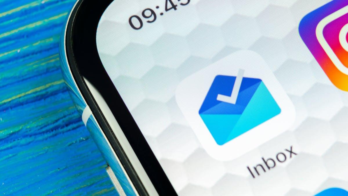 Aus für Inbox: Google beerdigt E-Mail-Dienst