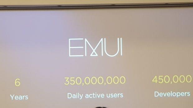 EMUI gibt es seit sechs Jahren. (Foto: t3n.de)