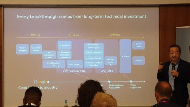 Kleine Übersicht der Entwicklung der EMU-Kernfunktionen. (Foto: t3n.de)
